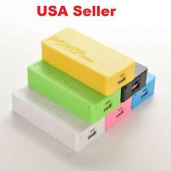 5800mAh Portable External Fast USB Power Bank Battery Charger For iPhone Android $8.95