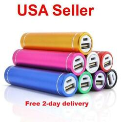 5800mAh Portable External Fast USB Power Bank Battery Charger For iPhone Android $3.95