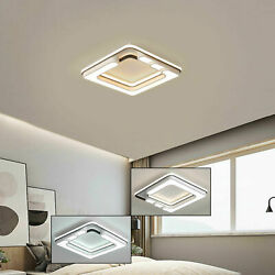 Modern LED Ceiling Light Pendant Dining Room Fixture Dimmable Lamp 40*40*9cm $129.00