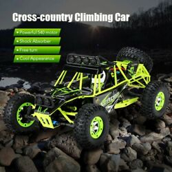 RC Car 4WD 1 12 50KM H High Speed Racing Vehicle RC Electric Car 2.4G Remote $198.98