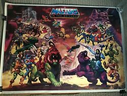 Toys and Hobbies Poster: Masters of the Universe $12.00