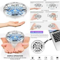 Hand Operated Drones For Kids Or Interactive Infrared Induction Indoor Helico $30.62