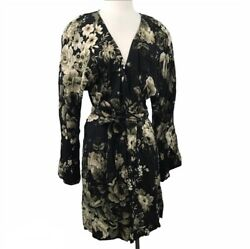 Denim amp; Supply Ralph Lauren floral dress sz med $34.99