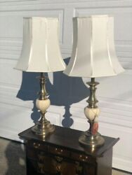 VINTAGE Lamps Set of 2 $45.00