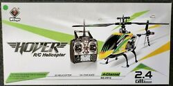 WLtoys V912 4CH RC Helicopter With Gyro $40.00