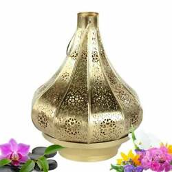 Moroccan Turkish Lamps Vintage Candle Holder Outdoors Chandelier Table Gold $85.99