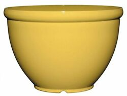 Classic Home and Garden 52 216S Bellina 12quot; Planter Buttercup New $20.40