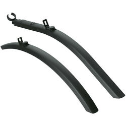 Bike Mudguard Set Sks Trekking Black $41.99