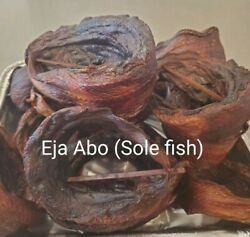 smoked Dried Sole fish for $50 $50.00