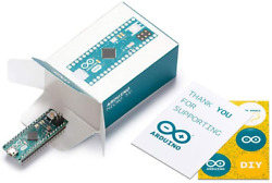 Arduino Micro with Headers A000053 $30.23