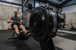 Concept2 RowErg Model D Indoor Rowing Machine with PM5 Black $1250.00