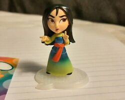 Disney Princess Comics Minis MULAN Series 5 Series 6 Star Box HTF $14.00