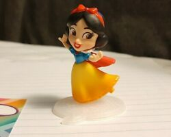 Disney Princess Comics Minis SNOW WHITE Series 5 Series 6 Star Box HTF $14.00