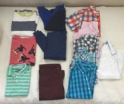 Lot Of 12 Crewcuts Boys Size 12 Clothing Excellent Condition $99.99