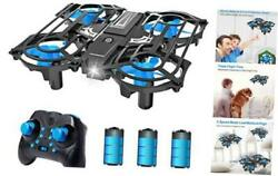 NH320 Mini Drones for Kids and Beginners RC Small Quadcopter Drone with 3 $37.83