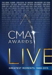 DISTRIBUTION SOLUTIONS D33159XD CMA AWARDS LIVE 3 DVD SET AWARDS SHOW LIVE C...
