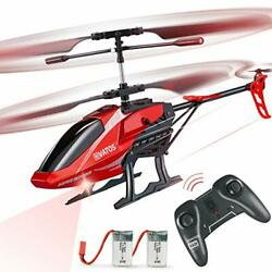 RC Helicopter VATOS Remote Control Helicopter for Kids Altitude Hold Hobby RC... $44.80