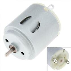 1.5 12V 12300RPM DC Electric Motor Micromotor Micro Motor for DIY Electric $3.42