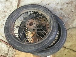 1938 45 motor cycle parts antique vintage historic Indian.  $950.00