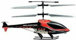 Vatos RC Helicopter RC Helicopter Remote Control S810 Red $60.00