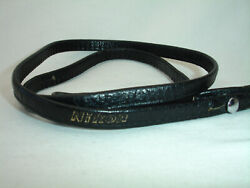 NIKON NECK STRAP Vintage for Camera or lens case Thin $9.50