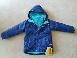 NEW Kids Boys 3 in 1 System Winter Jacket Coat w Removable Layers Blue S 6 7 $34.99