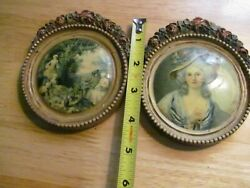 vintage wall plaques $10.00