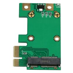 1X PCIE to Mini PCIE Adapter Card Efficient and Portable Mini PCIE to USB3.0 $8.75
