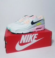 Nike Air Max 90 Easter Women#x27;s Size 11.5 CZ1617 100 Men#x27;s Size 10 New Shoes DS $179.99