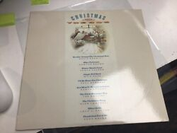 CHRISTMAS FOR THE 90s VOLUME 1 COUNTRY 1990 RECORD VINYL GARTH BROOKS AND MORE $23.99