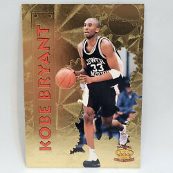 1996 Pacific Power GOLD FOIL Kobe Bryant ROOKIE RC # PP 6 $49.89