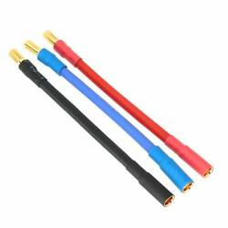 1set RC Quadcopter Motor Controller 5.5mm Bullets M F 10AWG 4 20quot; Extension wire $7.50