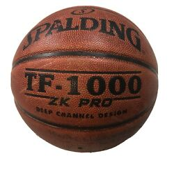 Spalding TF 1000 ZK Pro Basketball Ball Composite Leather Full Size 29.5 $64.99