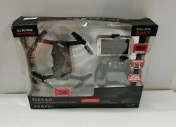Flex 2.0 Compact Folding Drone With Onboard 720 HD Camera Damaged Package $45.00