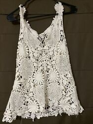 Beach cover up $7.50