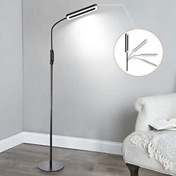 Floor Lamp Zicbol 10W LED Floor Lighting with 3 Color Temperatures amp; 10 Levels $43.67