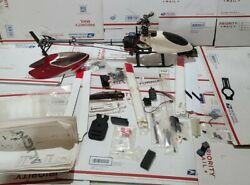 HK 450 GT Pro Helicopter Kit Partially Assembled w Align Instruction Manual $150.00