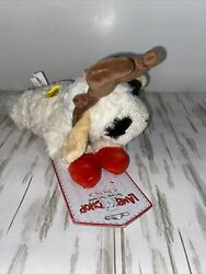 Dog Chew Toy Squeaky Plush Dog Toy ForChewers Pet Toys lamb $9.99