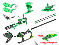 Microheli CNC Master CP Performance Package GREEN WALKERA MASTER CP $189.99