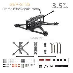GEP ST35 3.5inch FPV Quadcopter Frame Kitsamp;Repair Parts For GEPRC SMART35 Drone $26.99