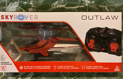 🌍 Sky Rover Outlaw Helicopter RedIndoor InterieurAges 8New ‼️ $25.99