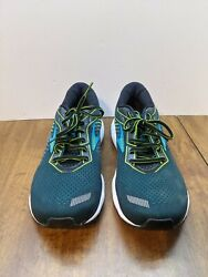 Brooks Ghost 12 Mens Size 13 Green Running shoes $49.00