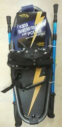 Thunder Bay Outdoor Gear 7.5 x 19 Adult Kids Snowshoes Snow Shoes Unisex $64.95