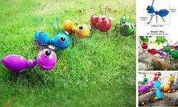 3D Metal Ant Wall Accents Oversized Ants Insec Christmas Wall Decor Sculpture $47.78