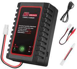 Battery Charger for 2 8s Nimh Nicd Battery Packs with Standard RC Charger for RC $22.98