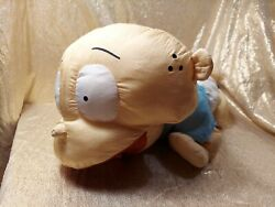 Vtg Rugrats Tommy Pickles Large Plush 1998 Nickelodeon Play By Play Size 18quot; $19.99