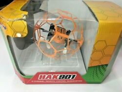 Ottoy HAK901 Mini R C Drone in a Ball Shape Protective Frame Cage 2.4GHz 4 CH $45.00
