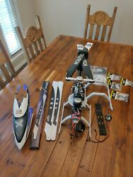 Blade 600x RC helicopter with extra parts good used free shipping $580.00