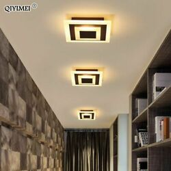 Dimmable LED Ceiling Light Modern Fixtures For Living Room Art Deco Entryway $98.09