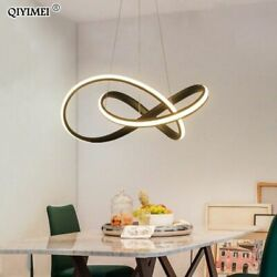 Pendant Lighting Dining Room Kitchen LED Dimmable Hanging Fixture Remote Control $392.99